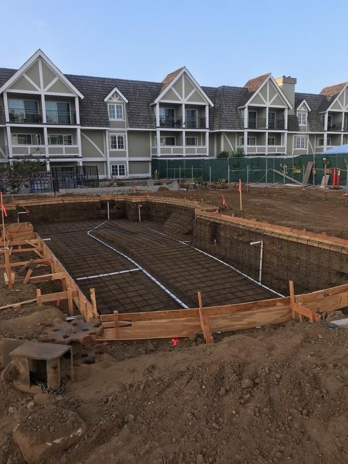 Pool Rebuild